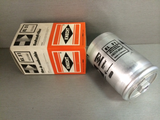 Фильтр топливный KL51 KNECHT
