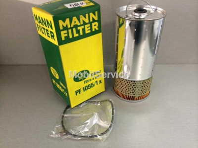 Фильтр масляный PF1055/1X MANN