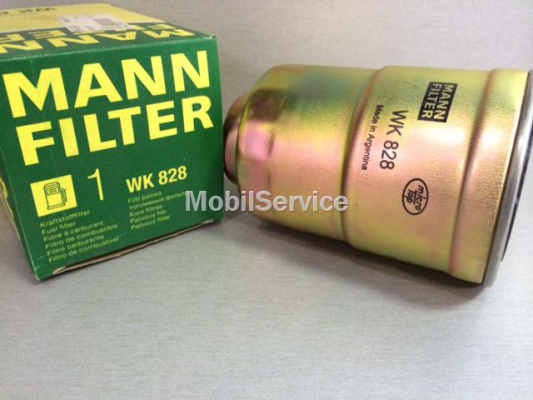 Фильтр топливный WK828 MANN