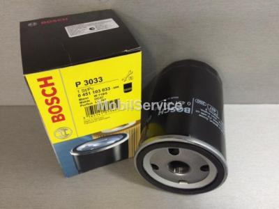 Фильтр масляный BOSCH 0451103033 = 06A115561B