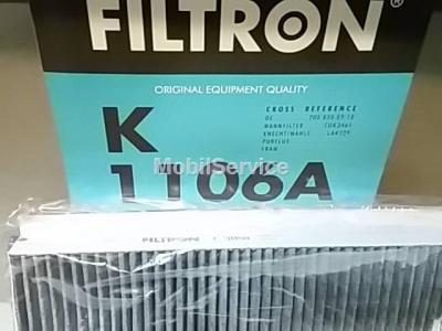 Фильтр салонный угольный FILTRON K1106A = A2038300918