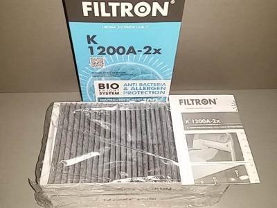 Фильтр салонный угольный FILTRON K1200A-2X = A1648300218