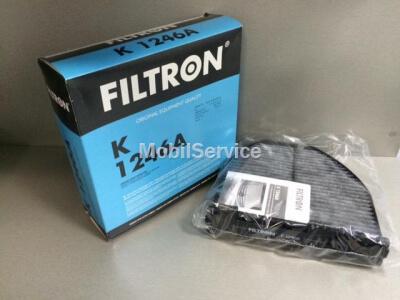 Фильтр салонный угольный FILTRON K1246A = A2128300318