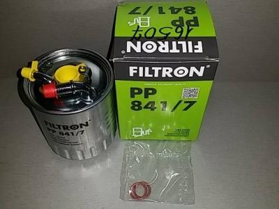 Фильтр топливный FILTRON PP841/7 для Mercedes W203 W211 W169 SPRINTER VITO VIANO CDI A6420920501 = A6420920101
