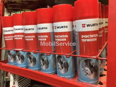 WURTH 008901087 Break Parts Cleaner