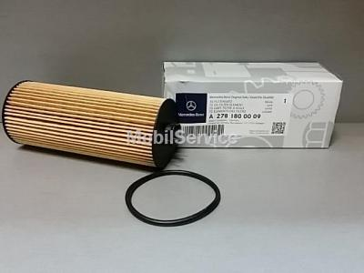 Фильтр масляный Mercedes A2781800009