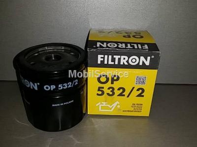 Масляный фильтр OP532/2 FILTRON