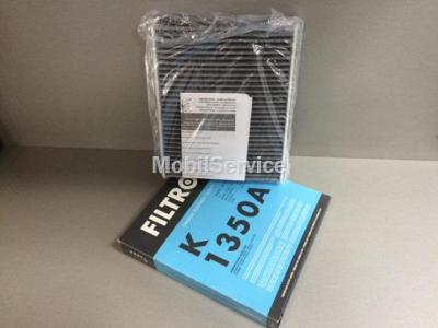 Фильтр салонный угольный K1350A FILTRON