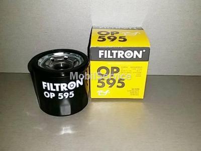 Фильтр масляный  FILTRON OP595 HYUNDAI KIA 26300-2Y500