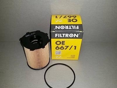 Масляный фильтр OE667/1 Ford Peugeot