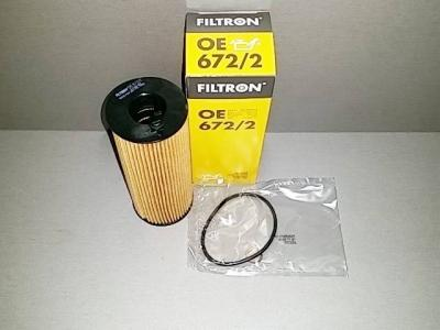 Фильтр масляный Filtron OE672/2 BMW 11427807177