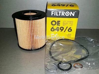 Масляный фильтр OE649/6 BMW 11427508969