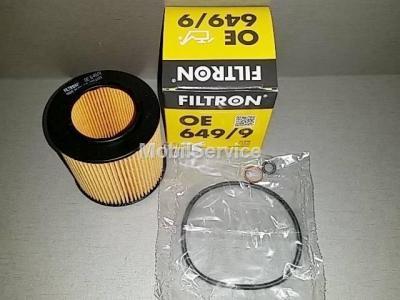 Масляный фильтр OE649/9 BMW 11427566327