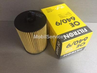 Масляный фильтр OE640/9