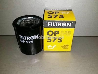 Фильтр масляный OP575 для KIA HYUNDAI 26300-35503