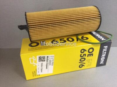 Масляный фильтр OE650/6  057115561M
