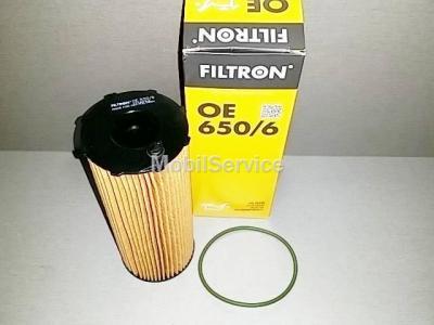 Масляный фильтр OE650/6 VW 057115561M