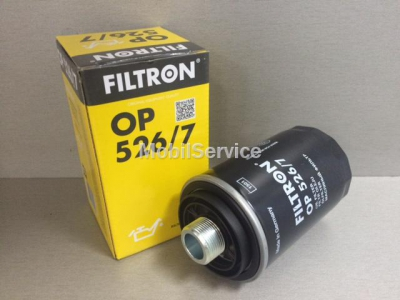 Фильтр масляный OP526/7 06J115403Q 06J115403J
