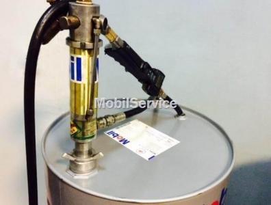Моторное масло Mobil1 5W-50 208л