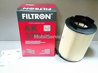 Фильтр воздушный FILTRON AK370/4 AUDI/VW PC2045E