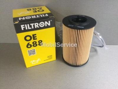 Фильтр масляный FILTRON OE688 AUDI/VW 03L115562
