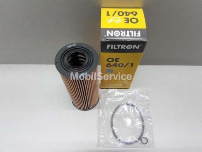 Фильтр масляный FILTRON OE640/1 AUDI/VW 074115562