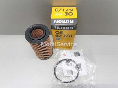 Фильтр масляный FILTRON OE671/3 AUDI/VW 06D115562
