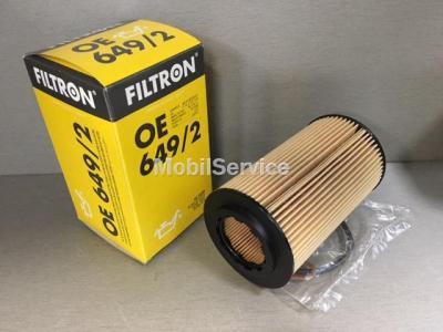 Фильтр масляный FILTRON OE649/2 BMW 11422247018