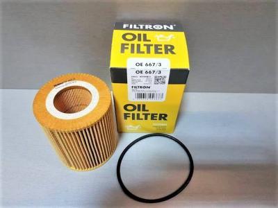 Фильтр масляный FILTRON OE667/3 LAND ROVER 9X2Q-6744-AA