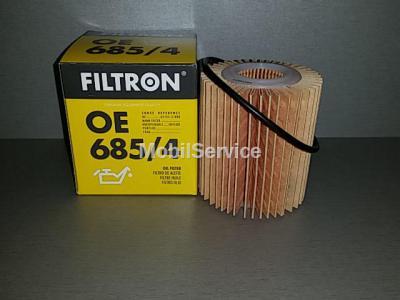 Фильтр масляный FILTRON OE685/4 TOYOTA 0415231080