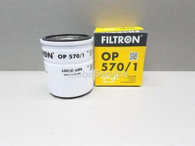 Фильтр масляный FILTRON OP570/1 OPEL 5650343
