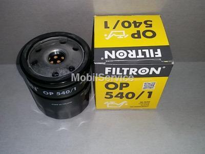 Фильтр масляный FILTRON OP540/1 PEUGEOT 1109-K2
