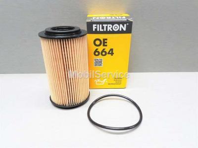Фильтр масляный FILTRON OE664 PORSCHE 99610702054