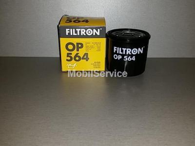 Фильтр масляный FILTRON OP564 SUZUKI 1651073000