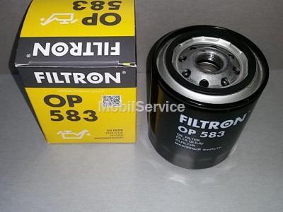 Фильтр масляный FILTRON OP583 TOYOTA 1651085FA0