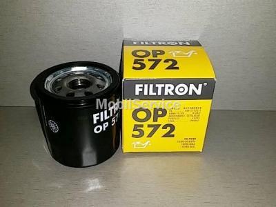 Фильтр масляный FILTRON OP572 TOYOTA 9008091045