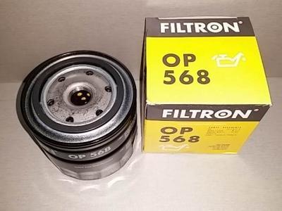 Фильтр масляный FILTRON OP568 VOLVO 3517857