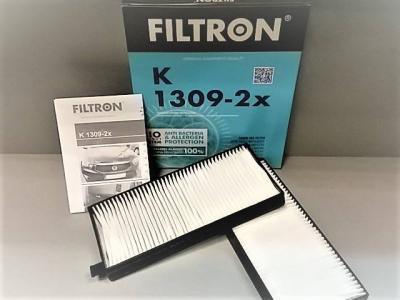 Фильтр салона FILTRON K1309-2X SSANGYONG 68111091A0