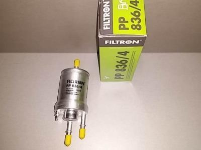 Фильтр топливный FILTRON PP836/4 AUDI/VW 6Q0201051C