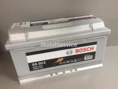 Аккумулятор BOSCH 100Ah 830A 0092S50130