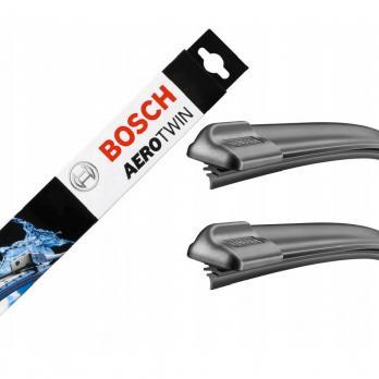 Щетки стеклоочистителя Bosch AEROTWIN A854S 650мм 575мм 3397007854 A1668200845