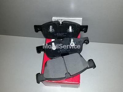 Колодки тормозные дисковые передние комплект P50102