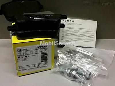 Колодки тормозные дисковые комплект 2521501