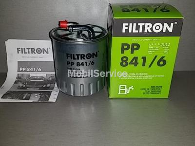Фильтр топливный PP841/6