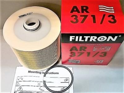 Фильтр возд.AUDI A6 2.7-3.0L TDI 2004 (AR371/3)