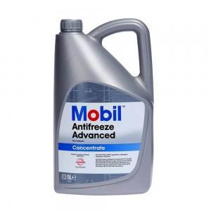 Антифриз MOBIL ADVANCED 151154 фасовка 5 литров