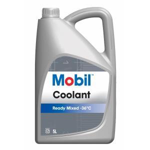 Антифриз MOBIL COOLANT EXTRA, готовый к применению