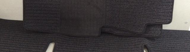 Репсовый оригинальный коврик